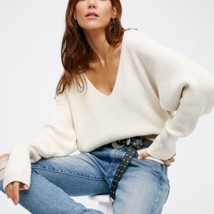 Free people allure pull over